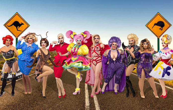 'RuPaul's Drag Race Down Under' heading on nationwide tour