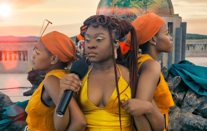 Sampa The Great will perform 'An Afro Future' at Vivid LIVE 2021