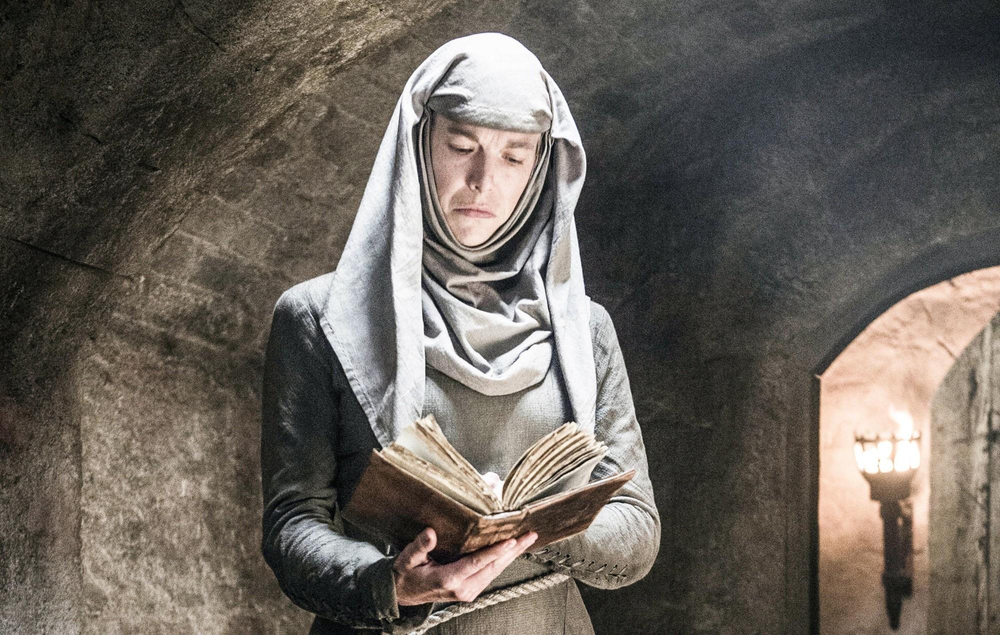 Septa Unella in 'Game Of Thrones'