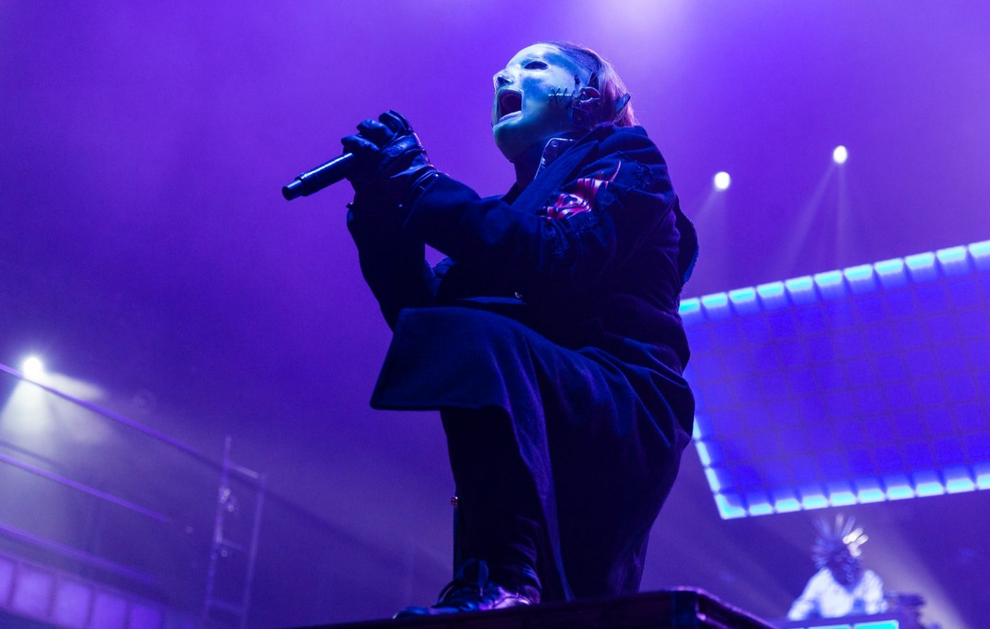 Slipknots Corey Taylor Recalls The Person He Could Not