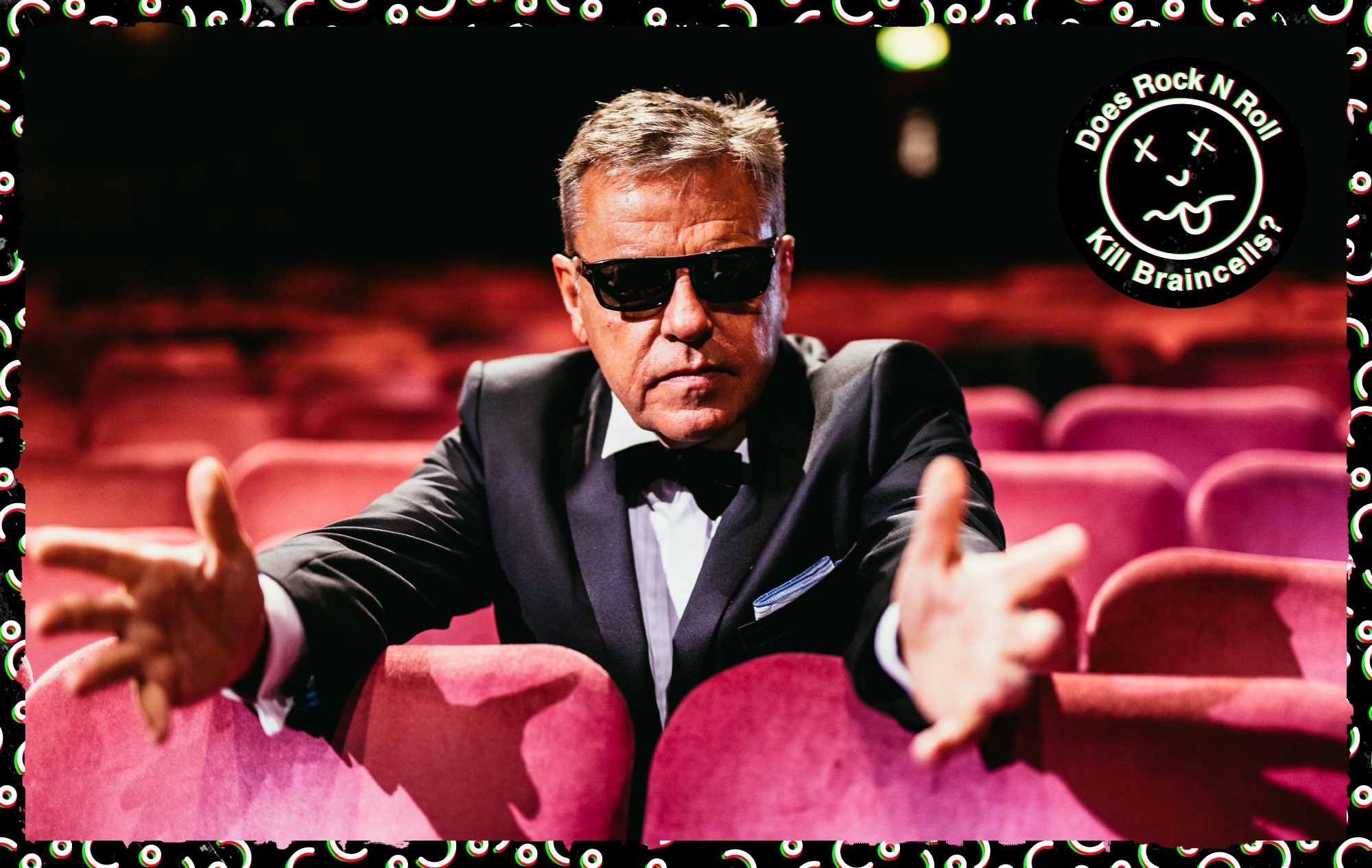 Does Rock 'N' Roll Kill Braincells?! - Madness Suggs Askhiphop interview