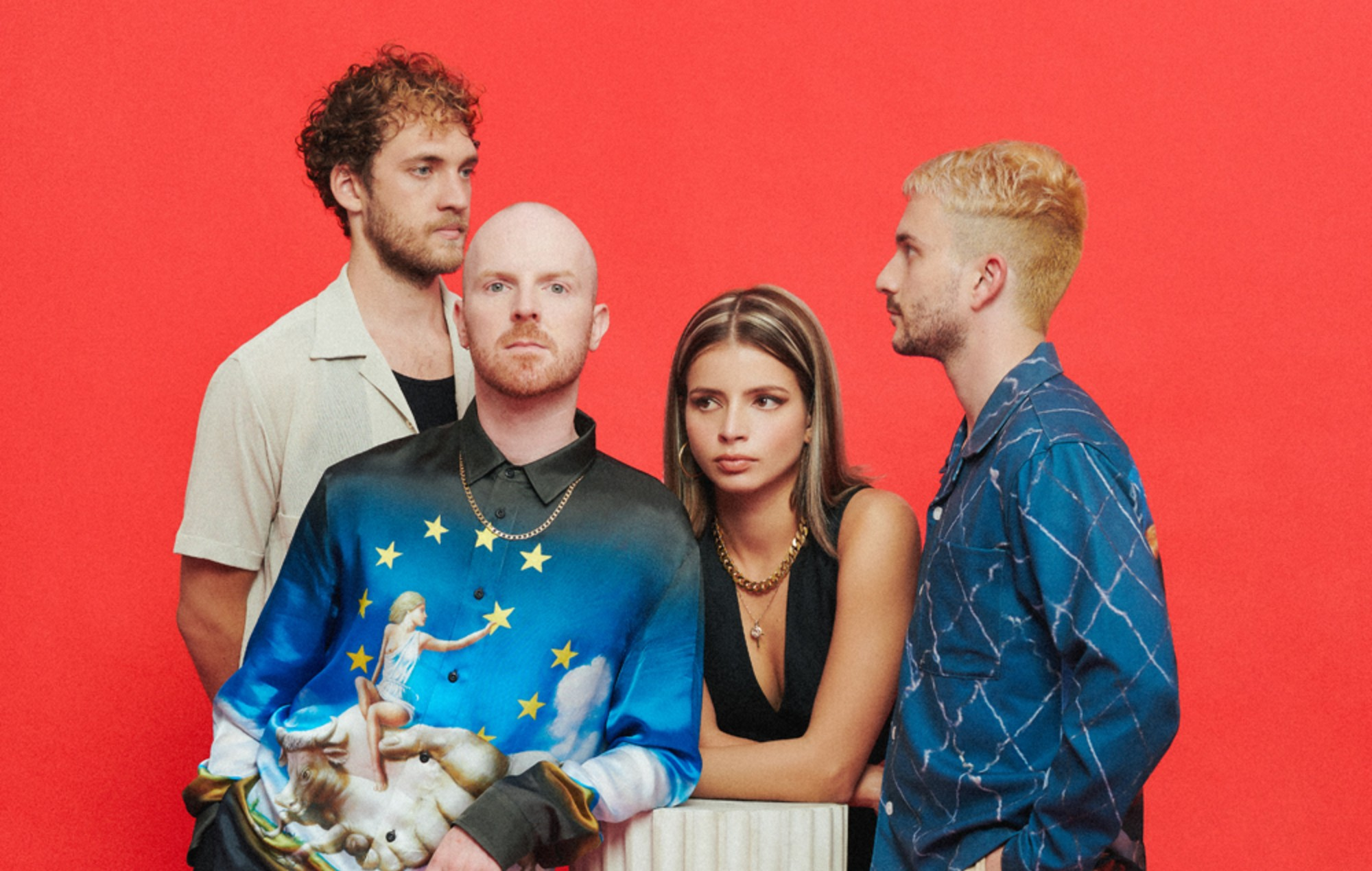 The Jungle Giants announce new album 'Love Signs'