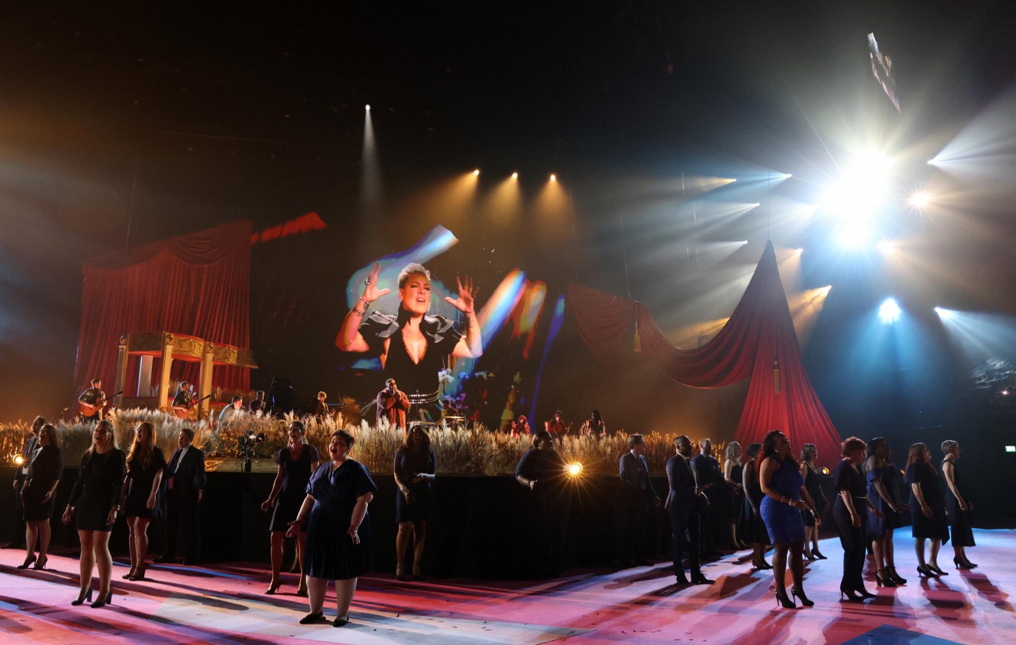 BRIT Awards 2021 records zero COVID cases as government test event