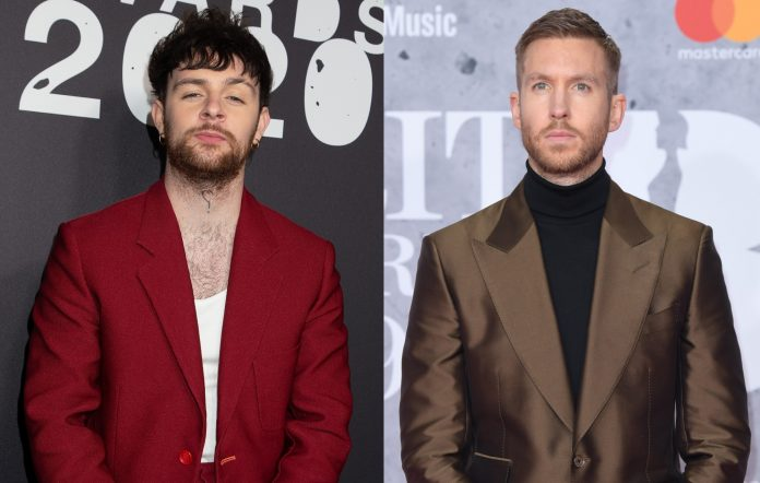 Tom Grennan reveals forthcoming collaboration with Calvin Harris, 'By Your Side'