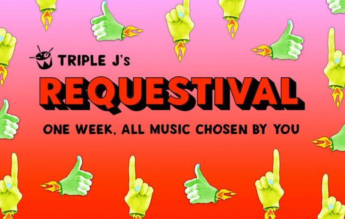 Triple J Requestival 2021
