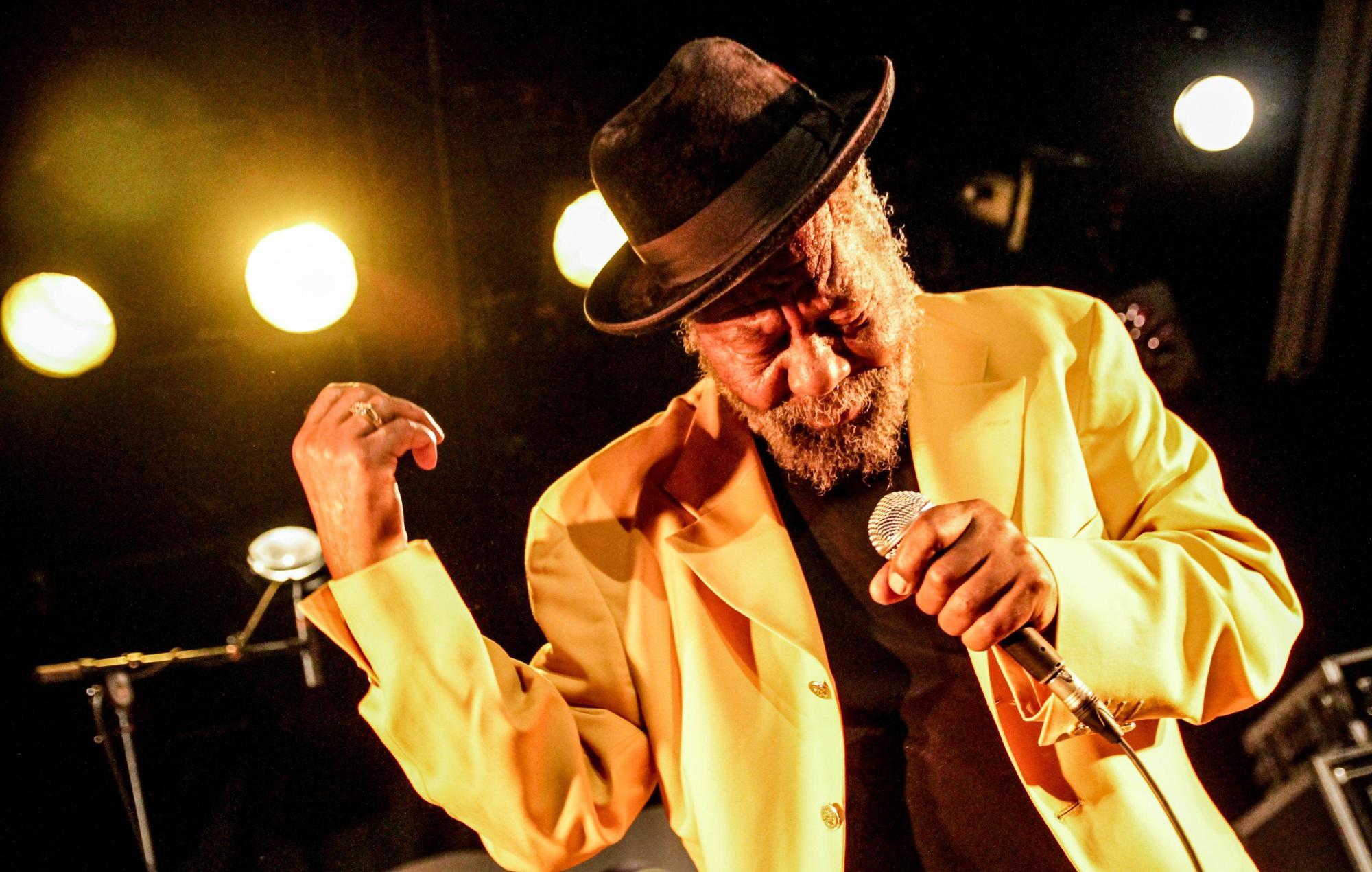 Posthumuous U-Roy album 'Solid Gold U-Roy' announced