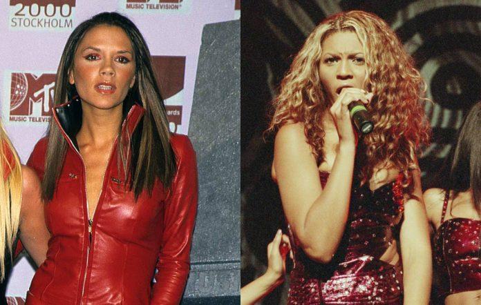 Beyoncé Spice Girls