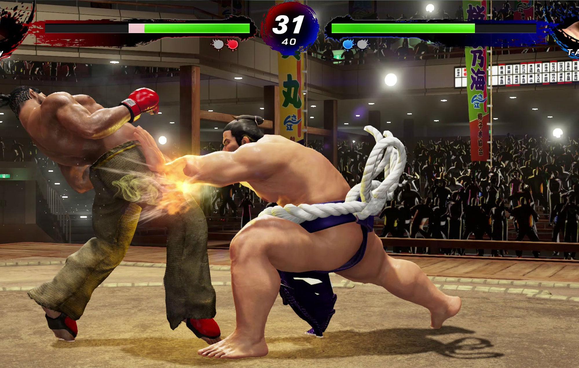 Virtua Fighter Virtua Fighter 5 Ultimate Edition Gameplay