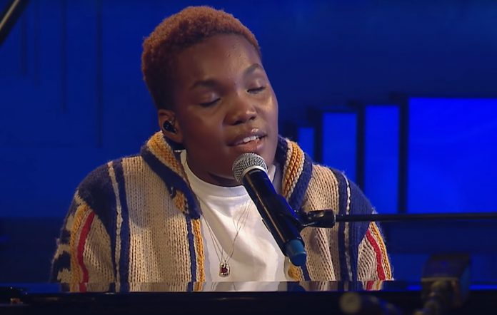 Watch Arlo Parks' piano cover of Frank Ocean's 'Ivy'