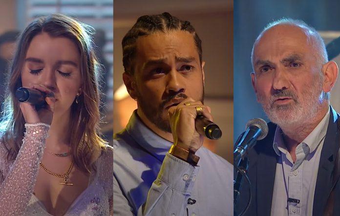 Watch Eves Karydas, Ziggy Ramo and Paul Kelly cover Rihanna's 'Never Ending'