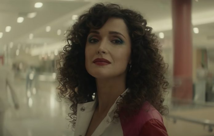 Watch Rose Byrne as a housewife-cum-aerobics tycoon in trailer for new dramedy 'Physical'