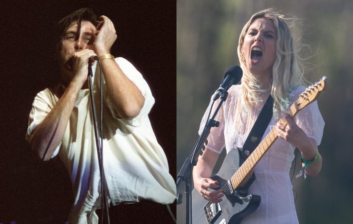 Wolf Alice Roxy Music cover