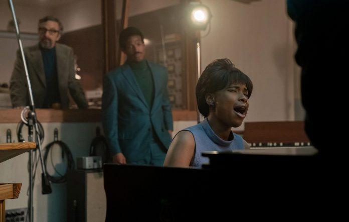 Aretha Franklin 'Respect' biopic film Jennifer Hudson