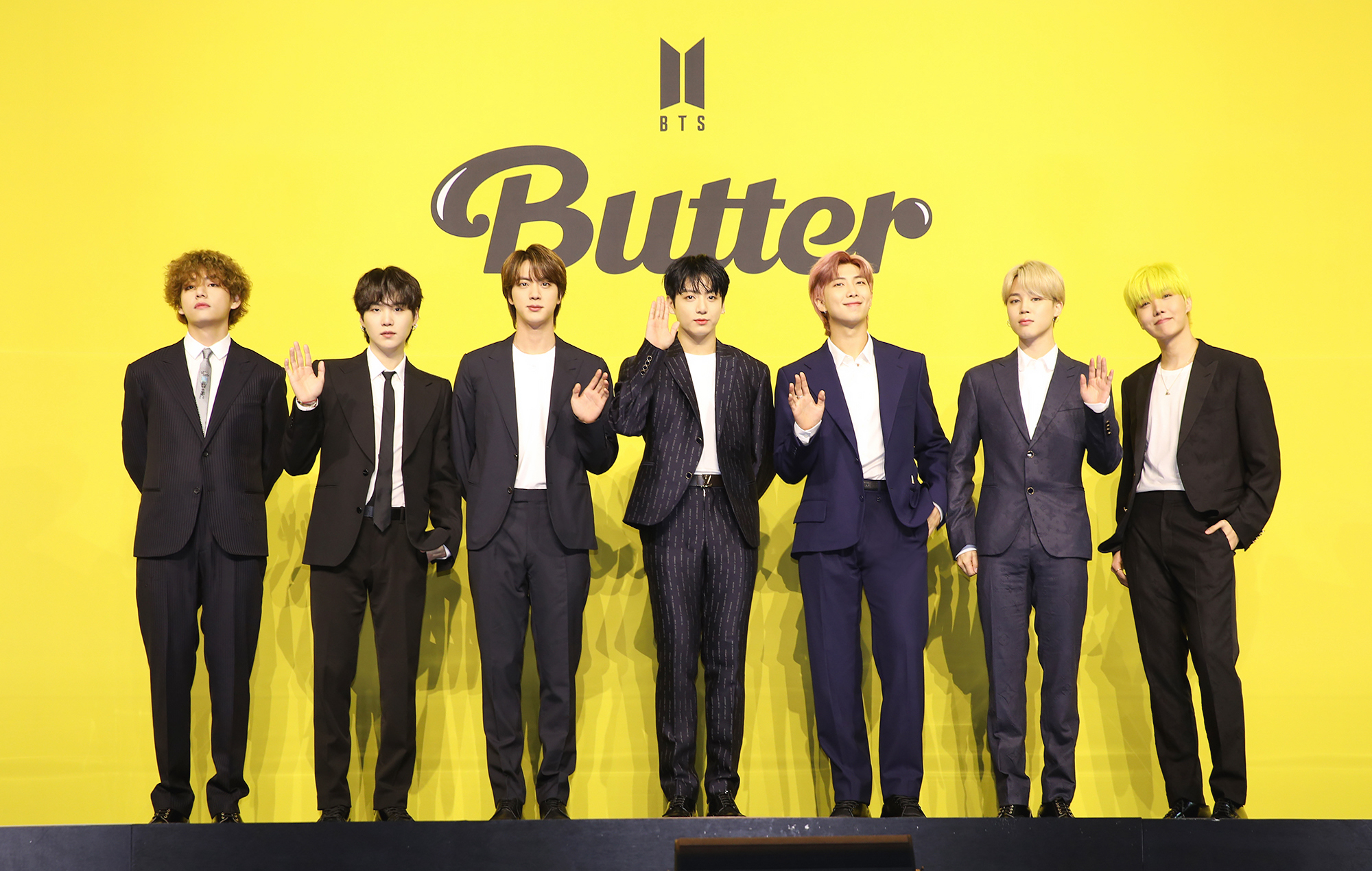 BTS set five new Guinness World Records with 'Butter'