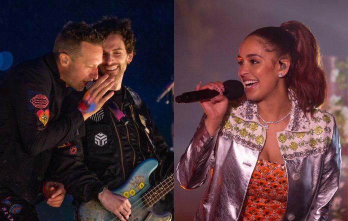 Coldplay / Jorja Smith