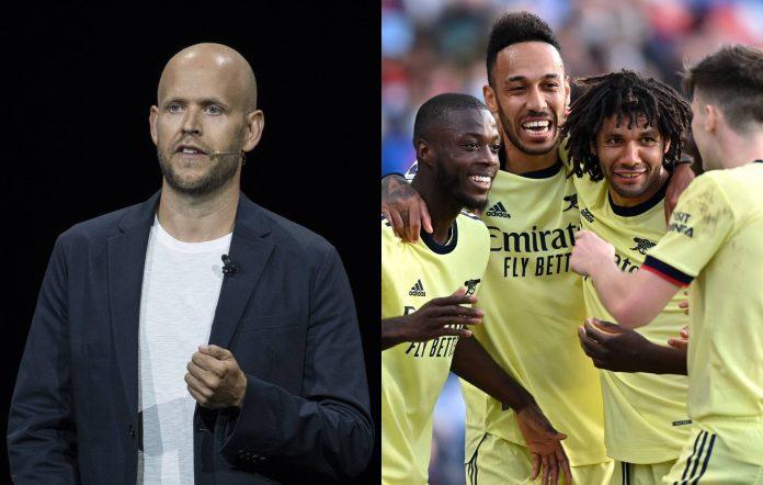 Daniel Ek / Arsenal