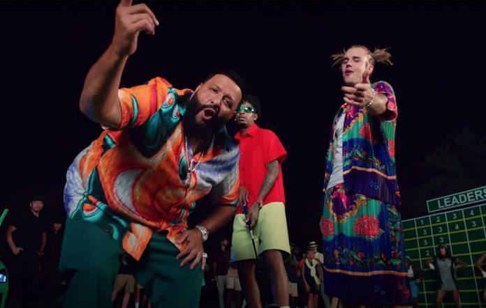 DJ Khaled Justin Bieber 21 Savage 'Let It Go'