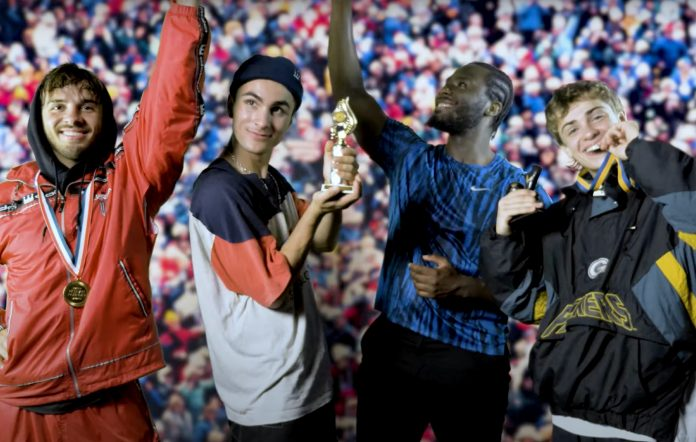 east ave raj mahal olympics music video