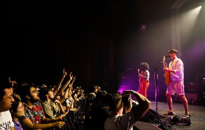 sydney dancing singing concert restrictions extended