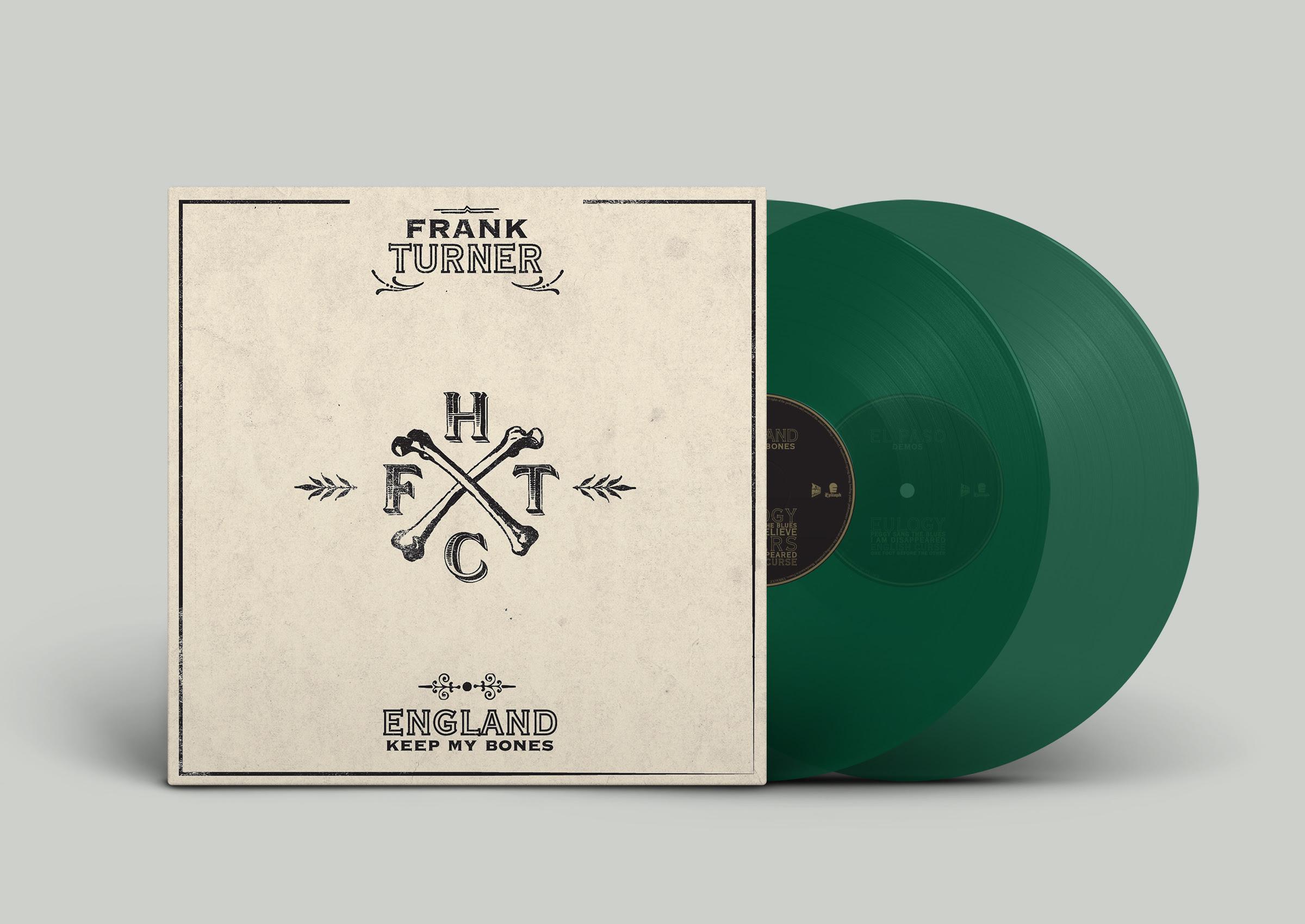Frank Turner's 'England Keep My Bones'