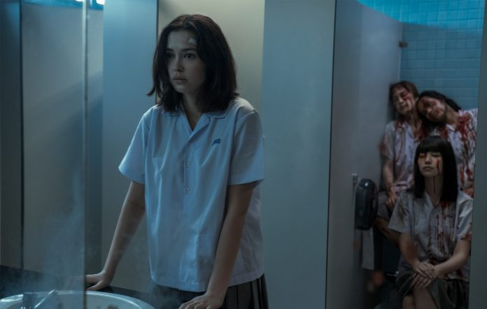 Girl From Nowhere Season 2 Nanno Netflix Bad Students Thailand student protest movement