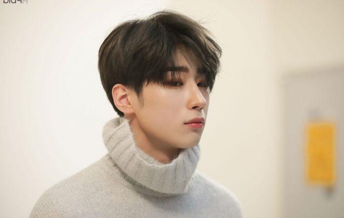 han seungwoo victon solo comeback