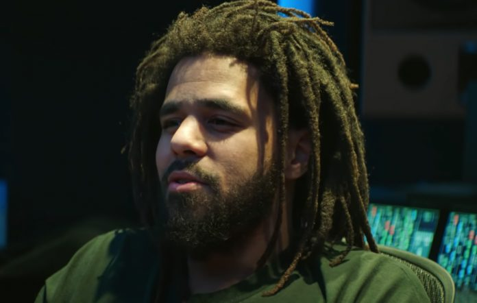 J Cole new documentary Applying Pressure the Off Season Documentary