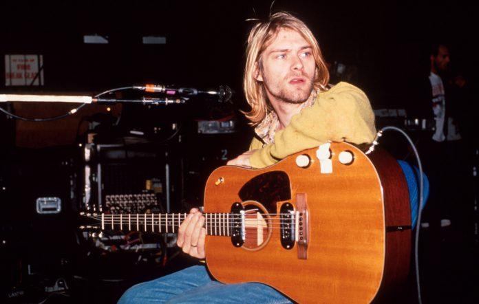 Kurt Cobain self-portrait Singapore auction
