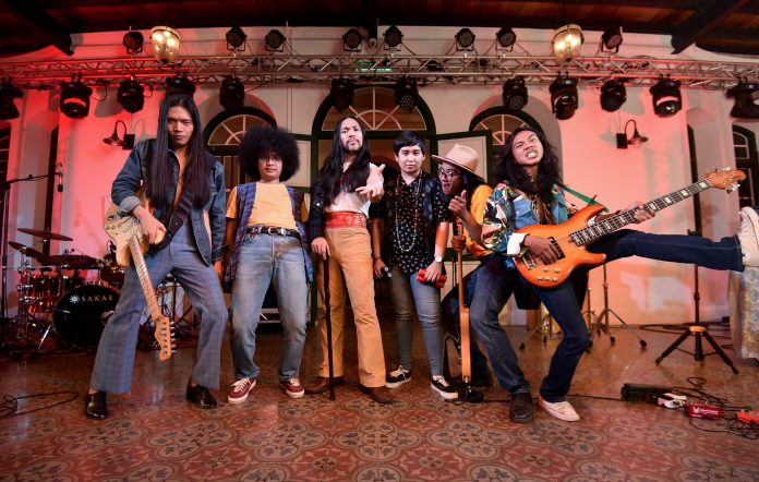 Watch Malaysian indie rock band Margasatwa's dazzling music video for 'Yang Asli'