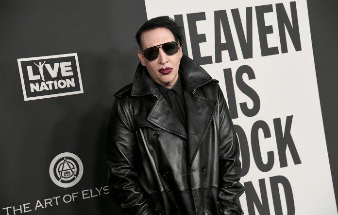 Marilyn Manson lawsuit Ashley Walters