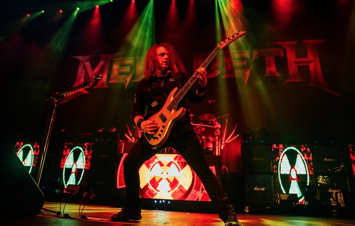 Megadeth David Ellefson allegations statement