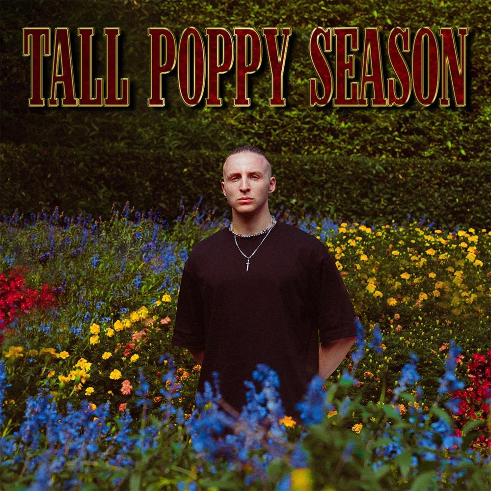 Nerve Tall Poppy Season EP cover art