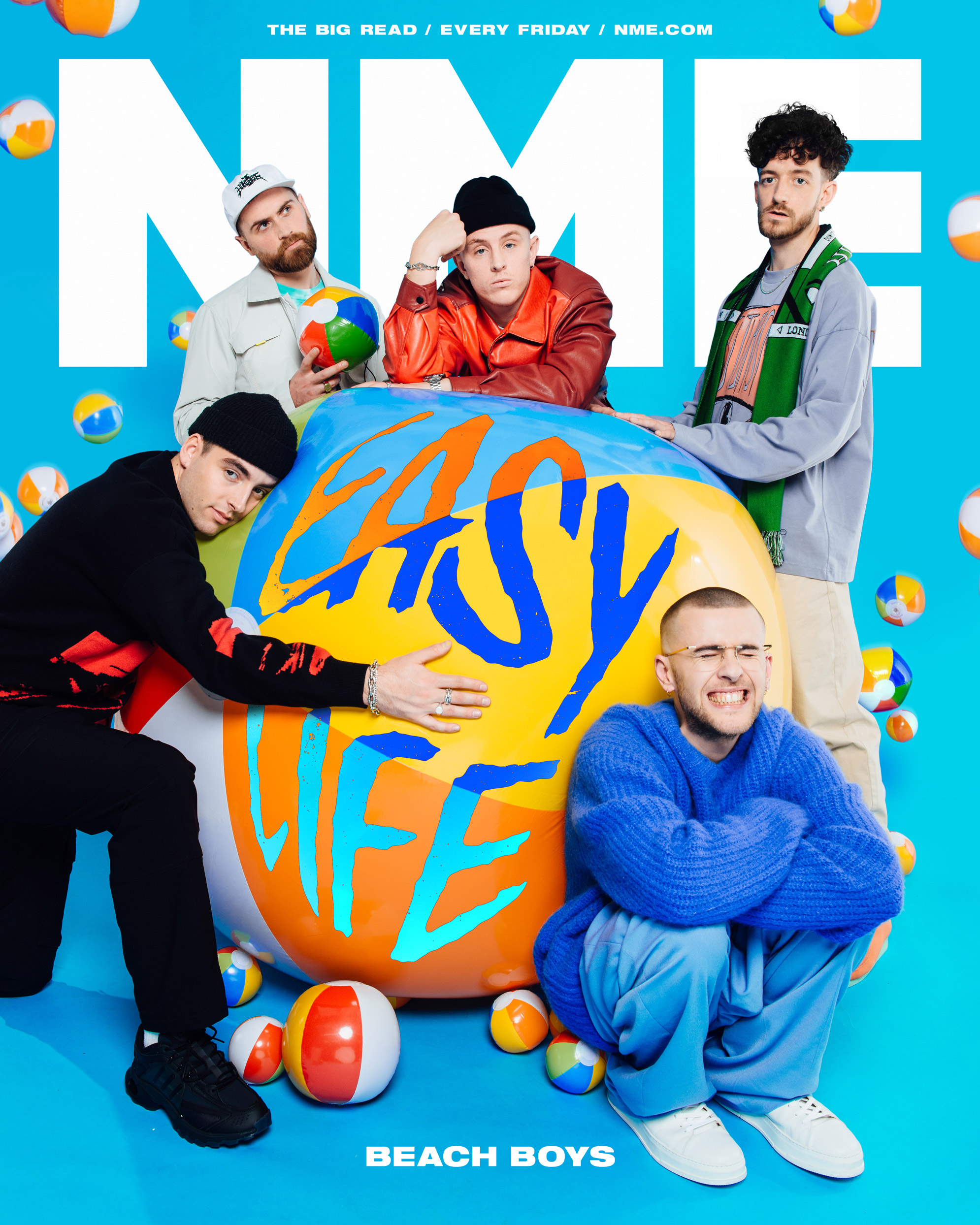 NME Cover 2021 Easy Life