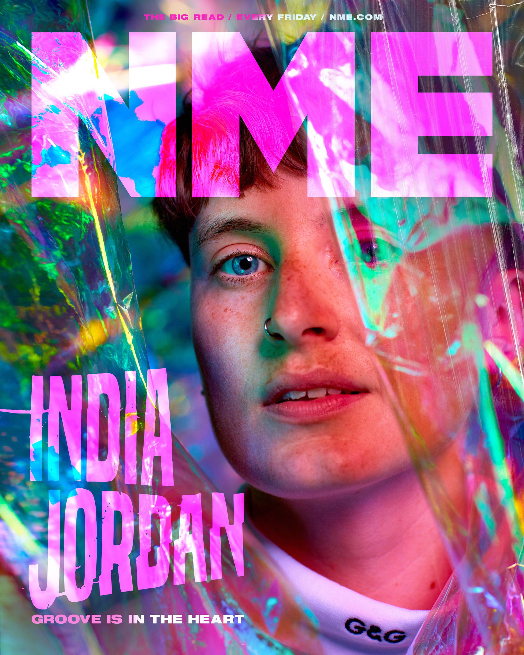 NME Cover 2021 India Jordan