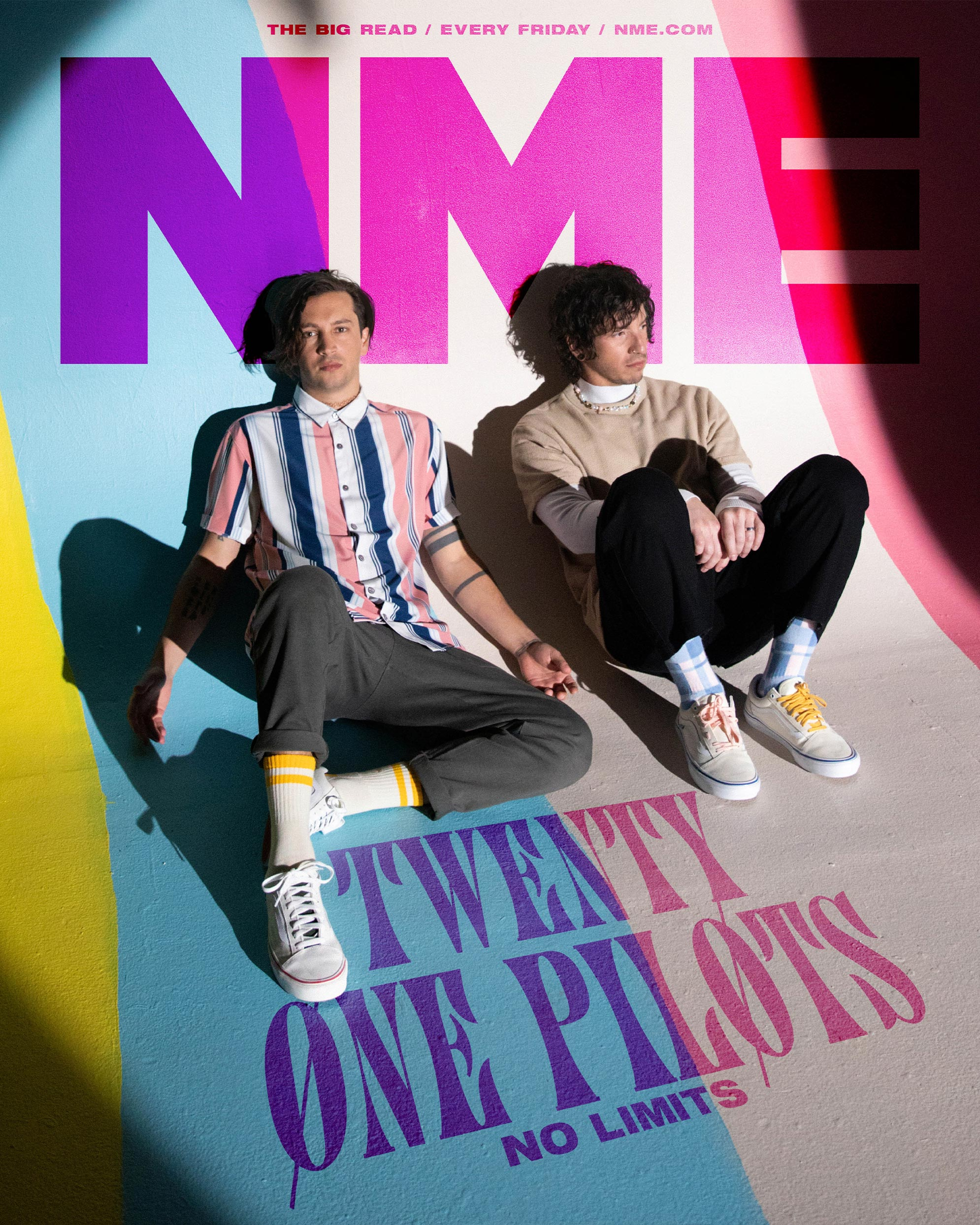 NME Cover 2021 Twenty One Pilots