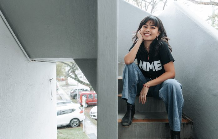 NME Asia contest with NME Shop