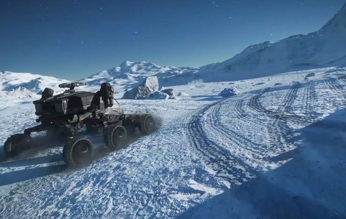 Elite Dangerous: Odyssey Gameplay Screenshot