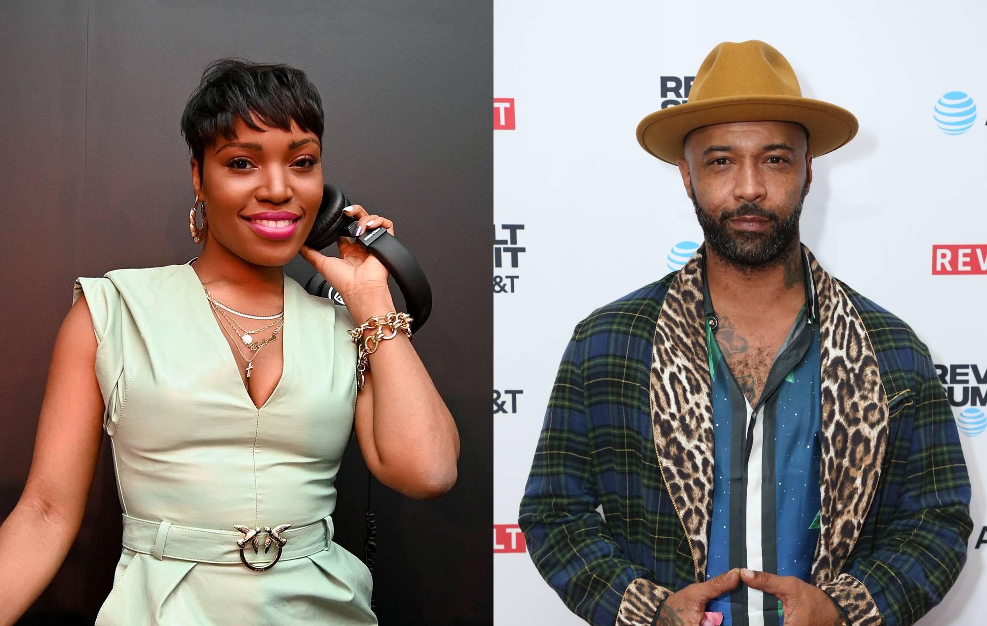 DJ Olivia Dope accuses Joe Budden of sexual harassment