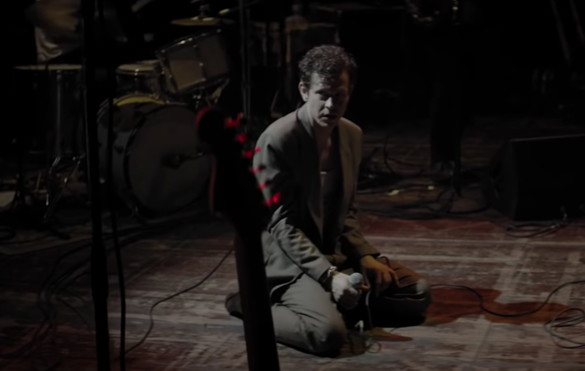 Perfume Genius releases concert film marking one year of 'Set My Heart On Fire Immediately'