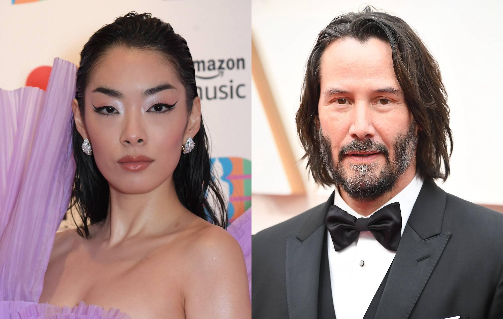 Rina Sawayama set to star in 'John Wick 4' alongside Keanu Reeves