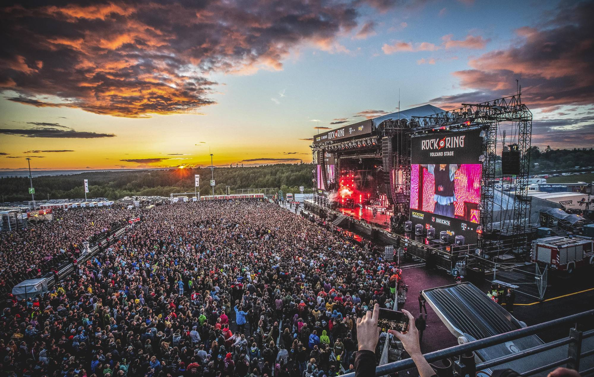 Green Day, Muse and Volbeat to headline Rock am Ring and Rock im ...