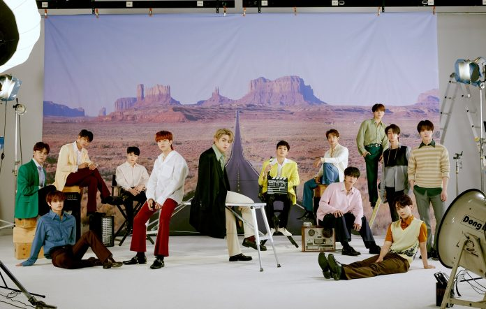 seventeen comeback power of love concept trailer