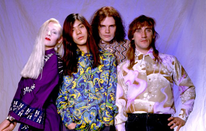 Smashing Pumpkins in 1991