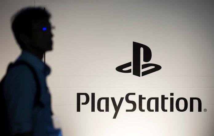 playstation logo sony interactive entertainment