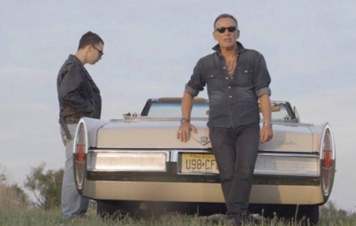 Jack Antonoff Bruce Springsteen