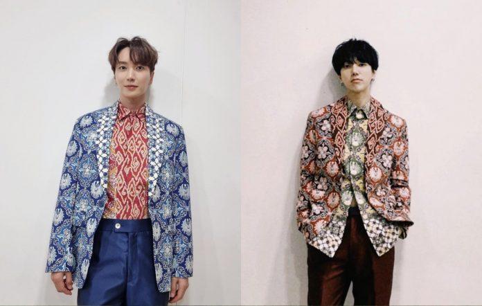 Super Junior batik