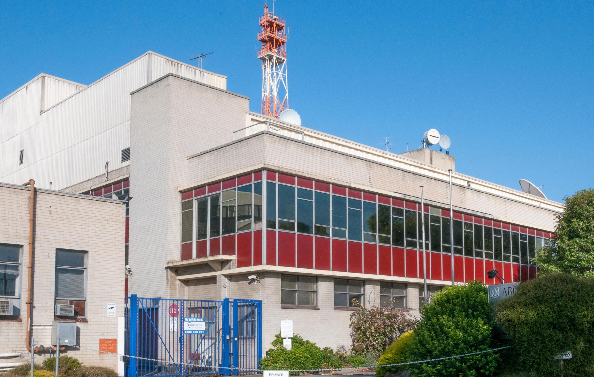 The old ABC studio