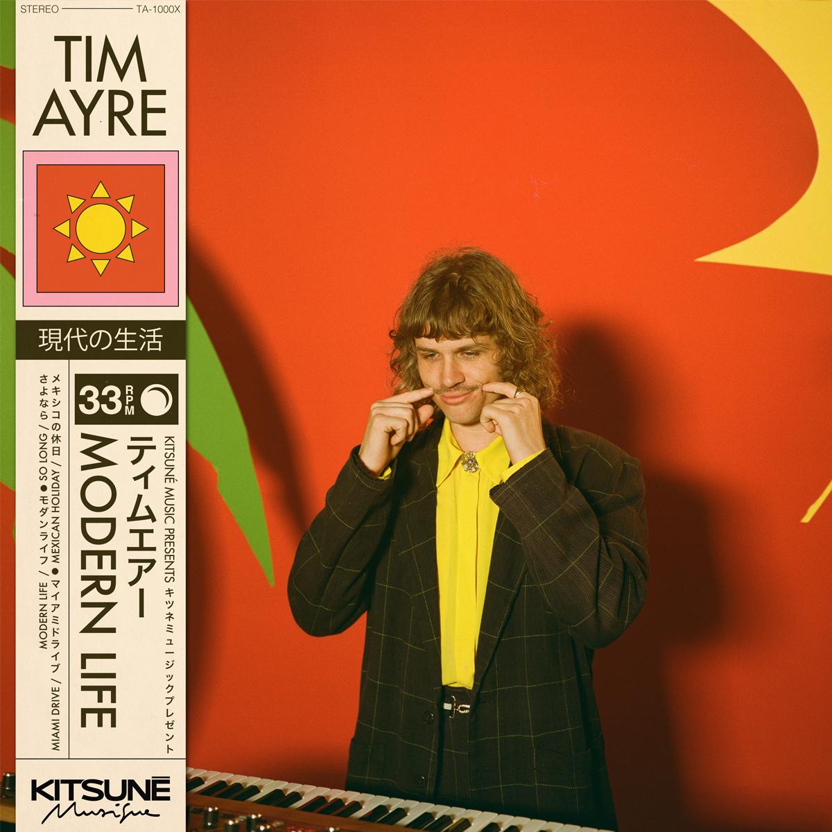 Tim Ayre Modern Life EP 2021
