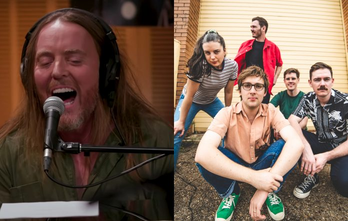 Tim Minchin covers Ball Park Music for Like a Version Requestival