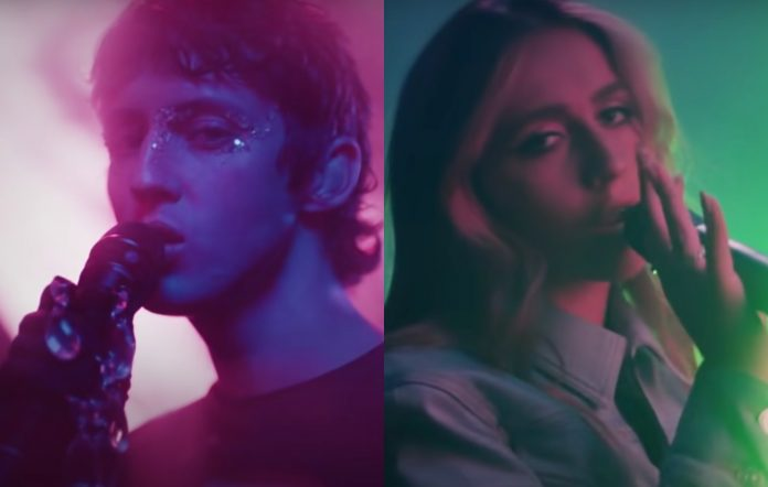 Watch Troye Sivan, Tate McRae and DJ Regard perform 'You' for first time on TV
